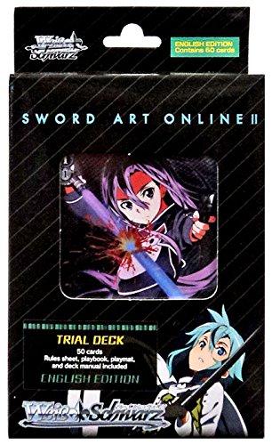 Weiss Schwarz Sword Online English
