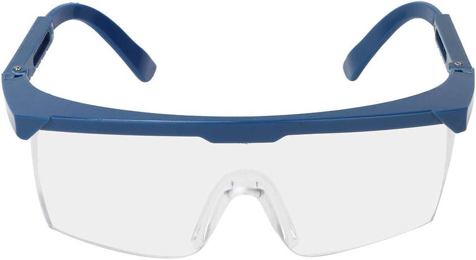 ffu Gafas De Seguridad, Resistente Al Polvo, Resistente Al Impacto Y Vidrios A Prueba De Viento