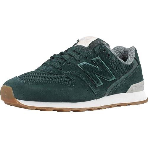 zapatillas new balance verde mujer