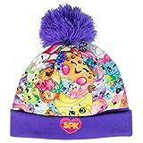 Shopkins Girls' Shopkins Hat and Gloves Set Size 6