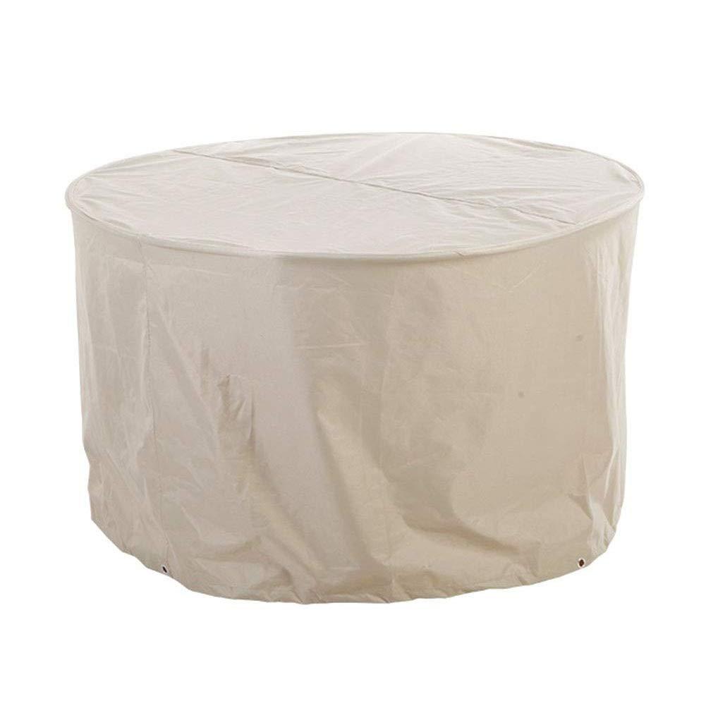 IDWOI ファニチャーカバー ガーデン家具カバー 円形 ガーデンテーブルカバー 防水 防風 円形テーブルカバー (Size : 200x90cm) B07SNS2QN9  200x90cm