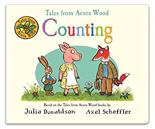 book cover of Counting