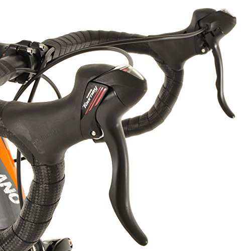 Vilano Shadow 2.0 Road Bike - Shimano STI Integrated Shifters