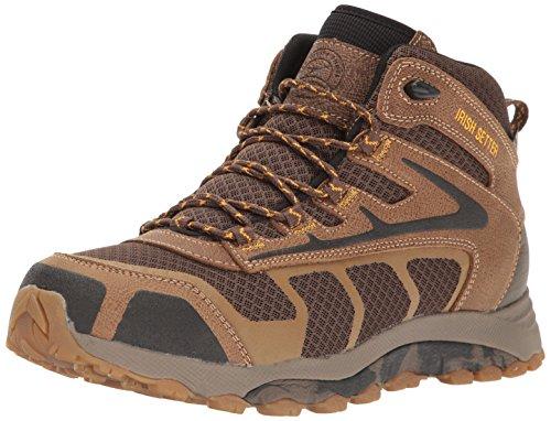 - Irish Setter Men's Waterproof Drifter Hiking Boot, Brown, 12 2E US