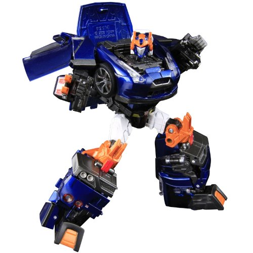 Alternity A-01 Nissan GT-R - Dai Atlas (Asia Exclusive) (Transformers Alternity Gt compare prices)