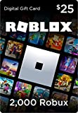 Roblox Gift Card - 2,000 Robux [Online Game