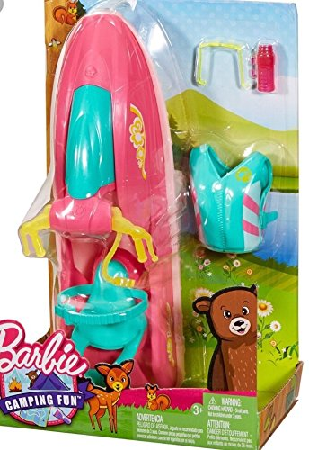 Barbie Camping Fun On the Go The finest Craft
