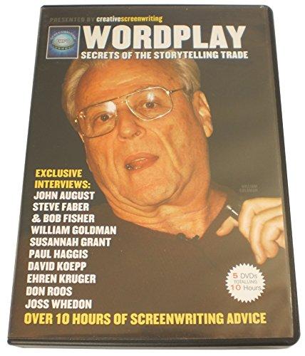Wordplay Secrets of the Storytelling Trade (5-DVD Set, over 10 hours) (Wordplay Dvd)