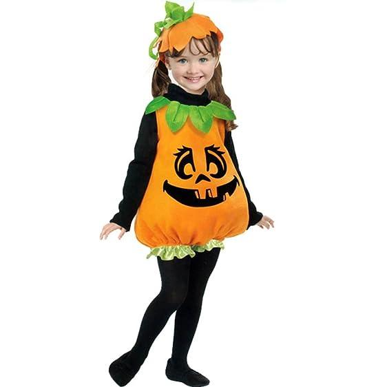 Pumpkin Girl Infant Costume 12-18 months  sc 1 st  Amazon.com & Amazon.com: Pumpkin Girl Infant Costume 12-18 months: Clothing