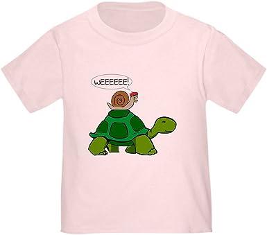 CafePress Toddler Turtle T-Shirt Toddler Tshirt