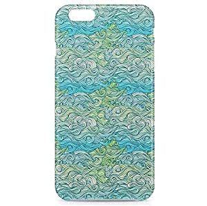 Waves iPhone 6s 3D wrap around Case - Design 6