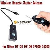 Neewer Digital DSLR Camera 16CH Wireless Shutter Release Remote Control for Nikon D5100, D3100, D7000, D5000, D90