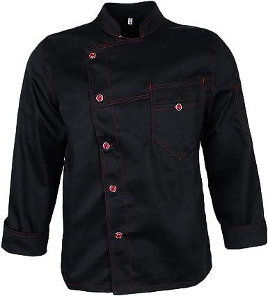 perfeclan Uniforme de Cocineros Camisa Profesional, Ropa de ...