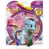 My Little Pony Rainbow Dash Crystal Empire Pony (Dvd)