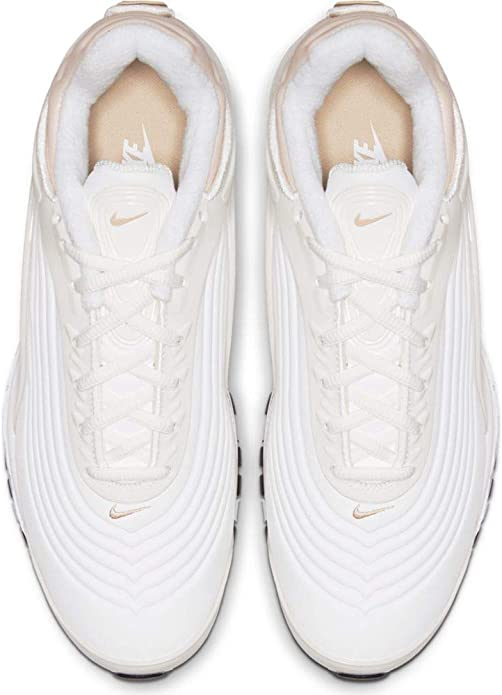 Nike Baskets AIR Max Deluxe en Tissu Vert AO8284 300