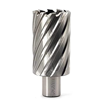 "DWC Se Drill America 13//16/"" X 1//2/"" High Speed Steel 2 Flute Single End End Mill"