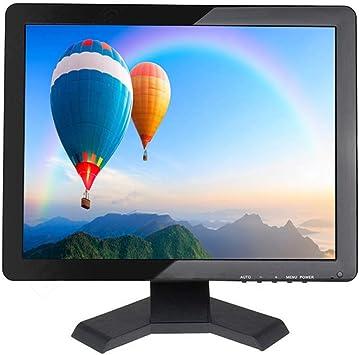15 Pulgadas LCD Táctil Monitor De Monitor De Ordenador con Alambre 4 Pantalla Táctil Resistente (1024X768, AV/BNC/VGA/HDMI/Entrada USB): Amazon.es: Electrónica