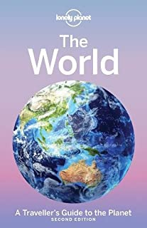 Book Cover: Lonely Planet The World: A Traveller's Guide to the Planet