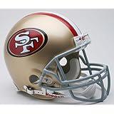 NFL Unisex-Adult,Unisex-Children,Men Full Size Proline VSR4 Football Helmet
