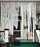 CMD 2PCS Scary Halloween Decor Creepy Cloth