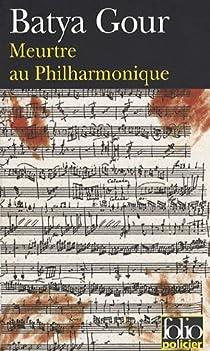 Meurtre au philharmonique par Gour