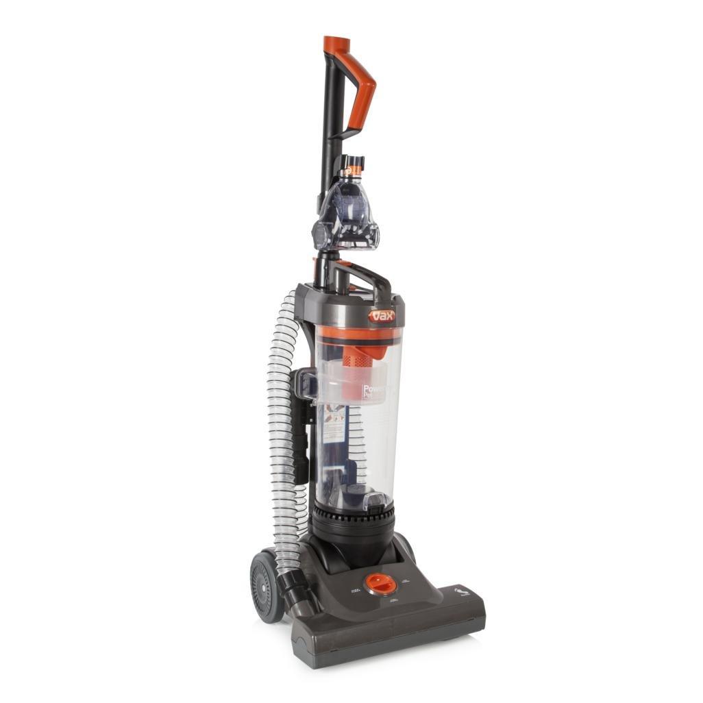 vax vrs1121 powermax pet upright vacuum cleaner orange grey and rh amazon co uk Best Canister Vacuum Cleaner Commercial Vacuum Cleaners