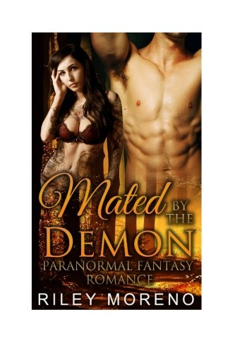 Mated by the Demon: (INTERRACIAL ALPHA SHIFTER PREGNANCY COLLECTION) (Contemporary New Adult Paranormal Short Stories)