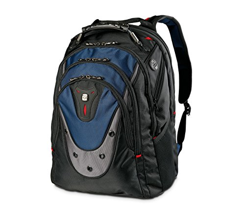 SwissGear Blue Ibex Computer Backpack