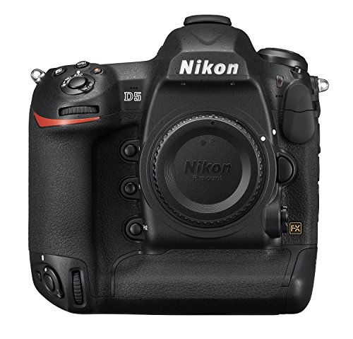 Nikon D5 20.8 MP FX-Format Digital SLR Camera Body (CF Version) (International Version) No Warranty