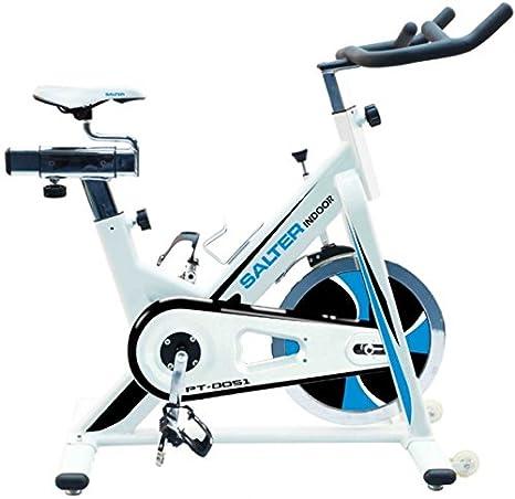 SALTER - Bicicleta Indoor pt-0051: Amazon.es: Deportes y aire libre
