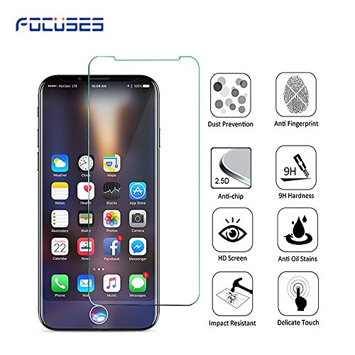 the latest 16ca5 3f5fc iPhone X Tempered Glass Screen Protector 1 Pack BEST PRICE ON AMAZON