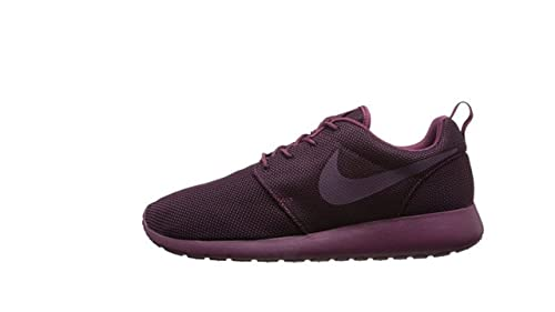f0b930c94317 Nike Rosherun 511881-076 Black Villain Red Mesh Men s Shoes (Size ...