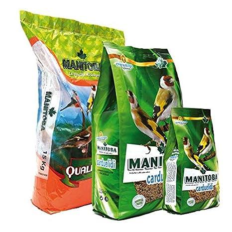 Manitoba Carduelidi + chía 800 gr: Amazon.es: Productos para mascotas