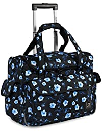 Donna Rolling Travel Tote