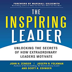 The Inspiring Leader Audiobook