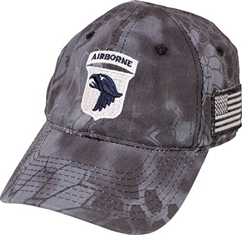 5a669c0fed1 Military Shirts U.S. Army 101st Airborne Division Kryptek Camo Cap ...