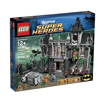 LEGO Super Heroes Arkham Asylum Breakout (10937)