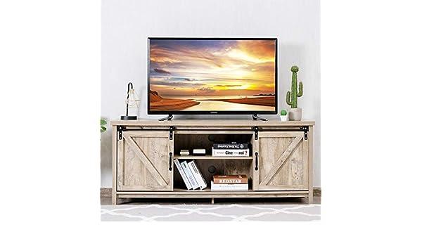 Global Supplies - Soporte de TV con Puerta corredera para Granero: Amazon.es: Juguetes y juegos