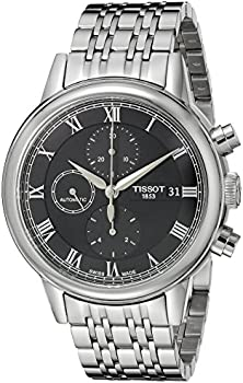 Tissot Carson Automatic Chronograph Mens Watch