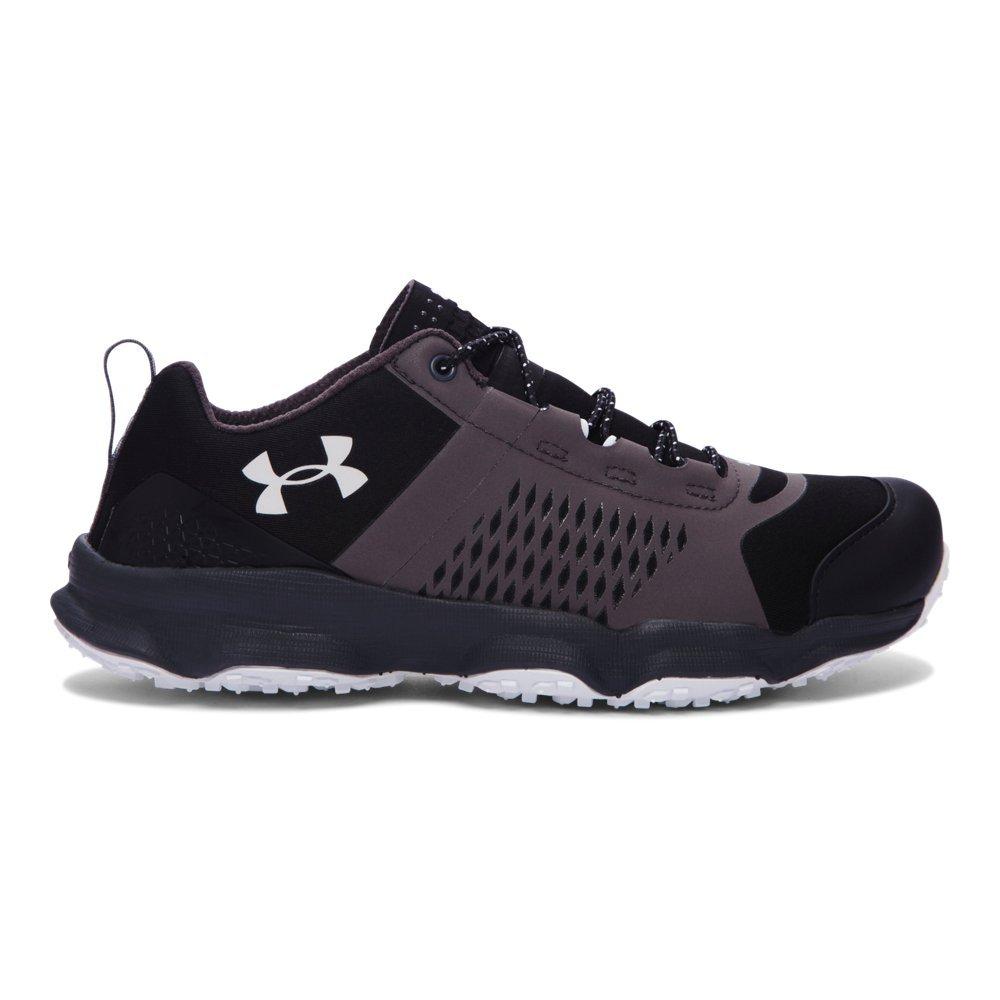Under Armour Women's UA Speedfit Hike Low Black/White Athletic Shoe