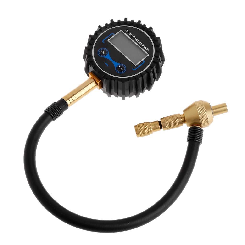 Ycncixwd medidor digital de presi/ón de aire desinflador de neum/áticos todoterreno 4 WD 4 x 4