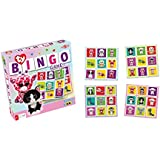 Amazon Com Minnie Mouse Bowtique Bingo Game Toys Amp Games