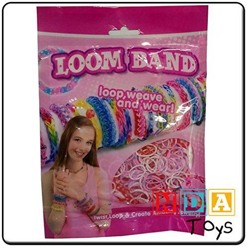 Glamour Third Band Party 5060390840261 Pretty Loom ywOv8n0mN