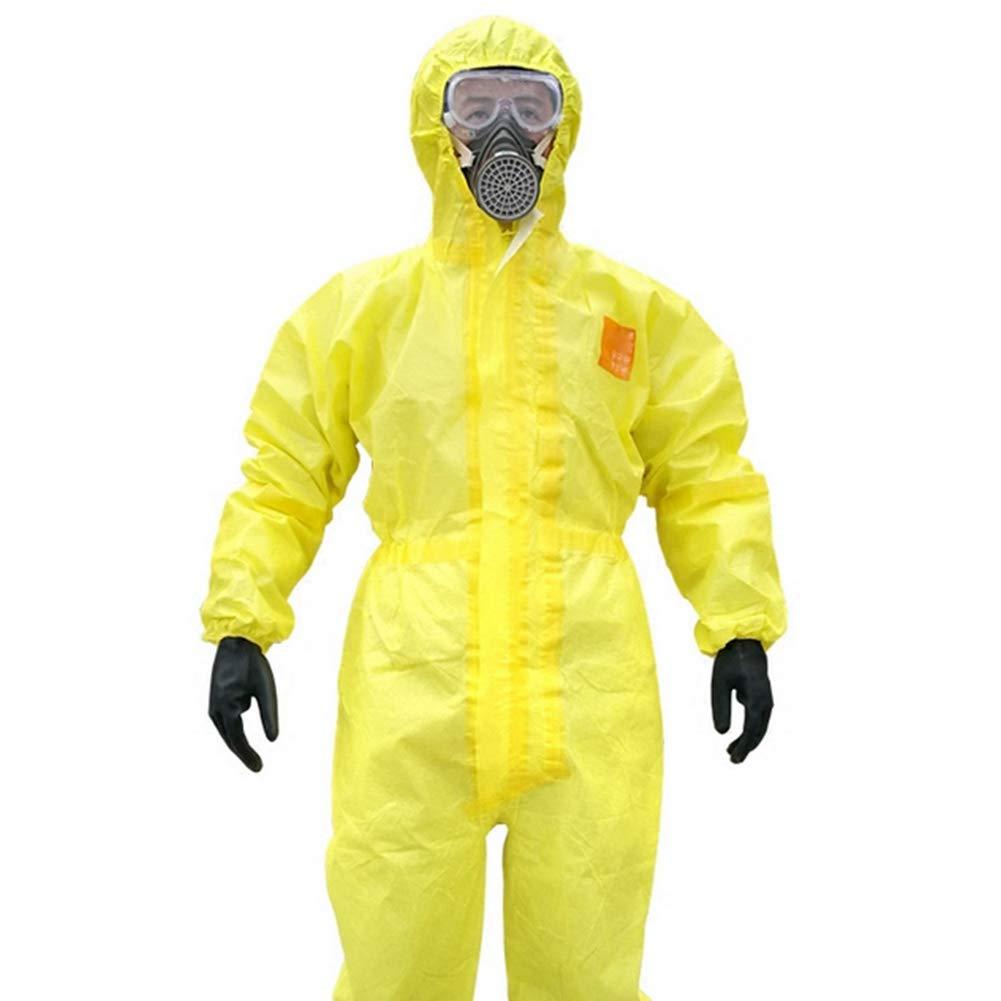 Amazon.com: Zetiling - Traje de protección química líquida ...