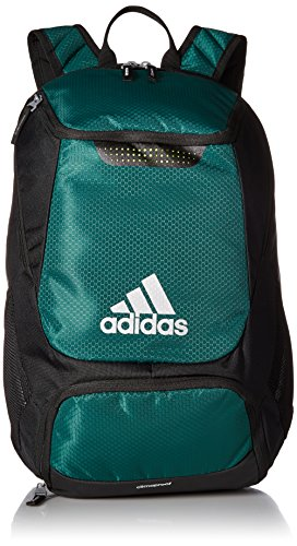 adidas Stadium Team Backpack, Collegiate Green, One Size