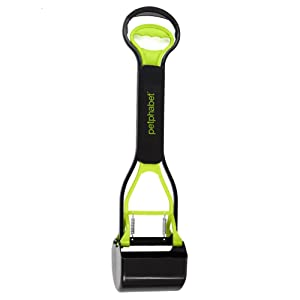 Petphabet Easy Patrol Jaw Dog Poop Scooper