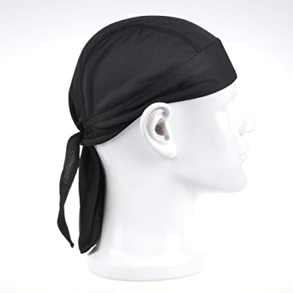 6967d84c351 Cosmos High-Performance Mesh Dew Rag Cooling Skull Cap for  Riding Skiing Motorcycling