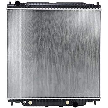 Radiator For 2005-2008 Ford F150 V-6 V-8 HEAVY DUTY DPI 2819