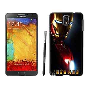 Beautiful Designed Cover Case With Iron man 82 Samsung Galaxy Note 3 N900A N900V N900P N900T Black Phone Case