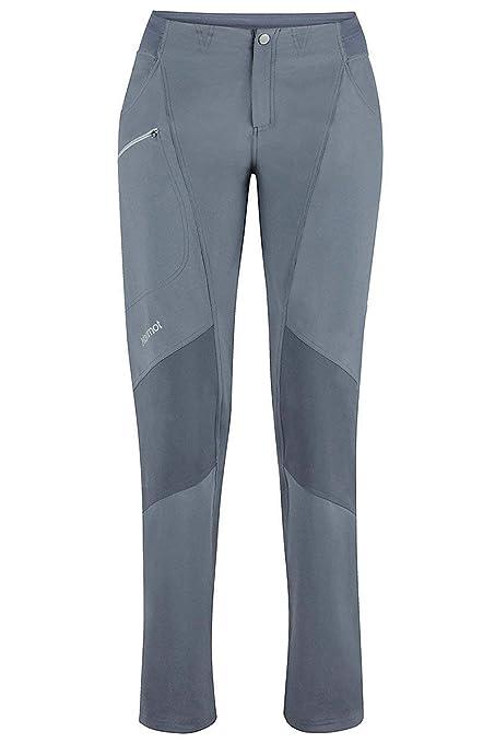 Marmot Wm's Scrambler Pant, Pantalon de randonnée Softshell